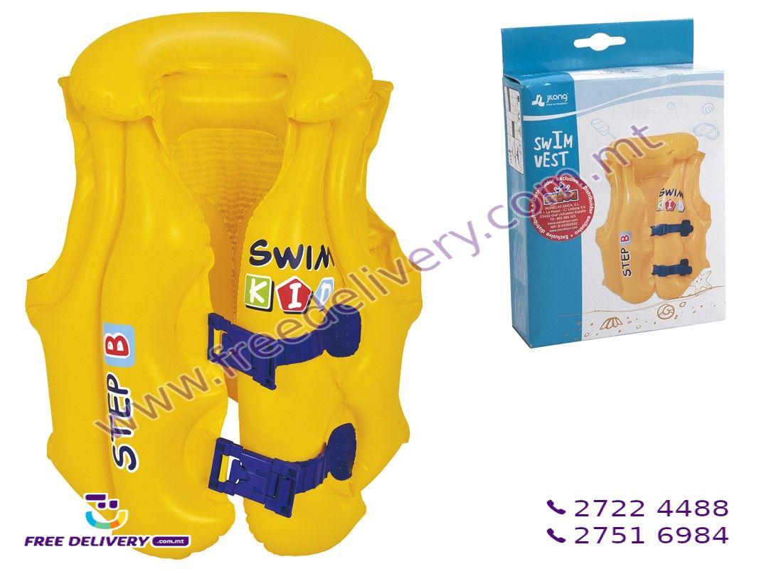 20″ SWIM SAFE SWIMMING RING AGE 3-6 YEARS STEP B – GE213893