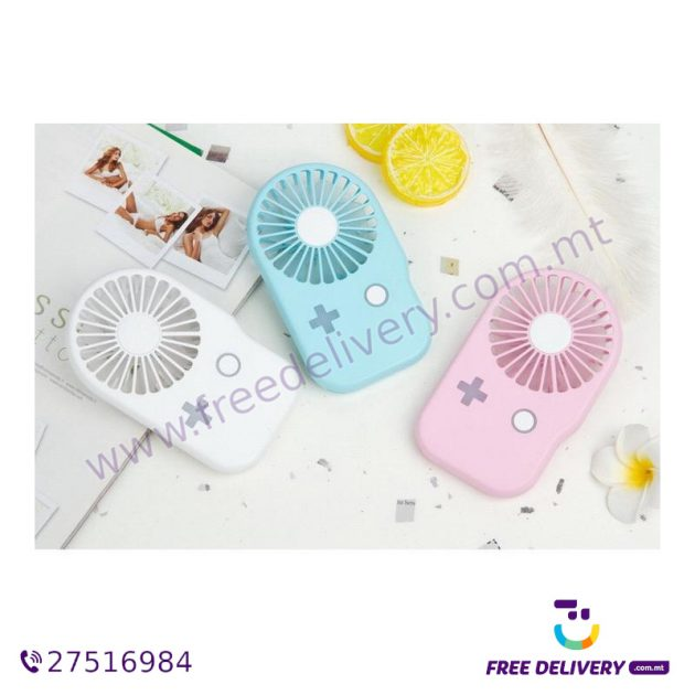 AQUALINA RECHARGEABLE SLIM FAN