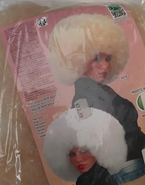 AFRO WIG FOR CARNIVAL 8004761029203