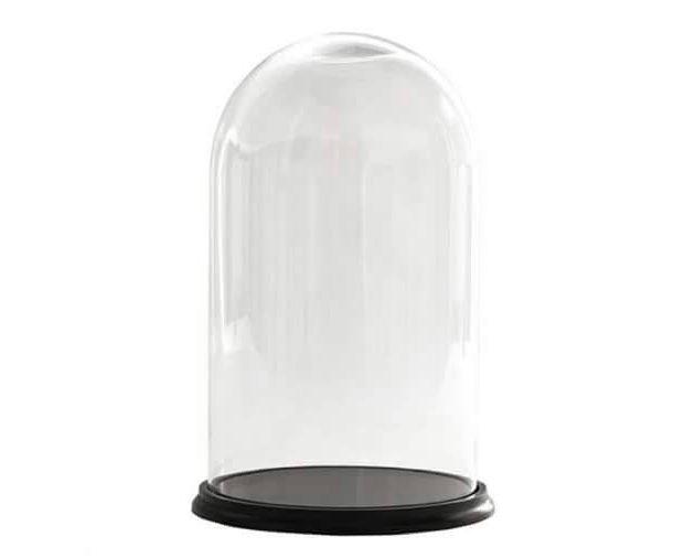 GLASS DOME. MAR2050