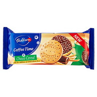 BAHLSEN COFFEE TIME CHOCO CEREAL BISCUITS. 143G