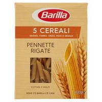 BARILLA 5 CEREALI PENNETTE RIGATE. 400G