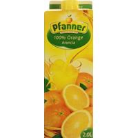 PFANNER 100% ORANGE. 2L.