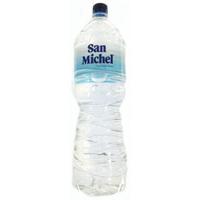 SAN MICHEL TABLE WATER. 2 LT