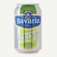 BAVARIA SHANDY CAN. 330ML