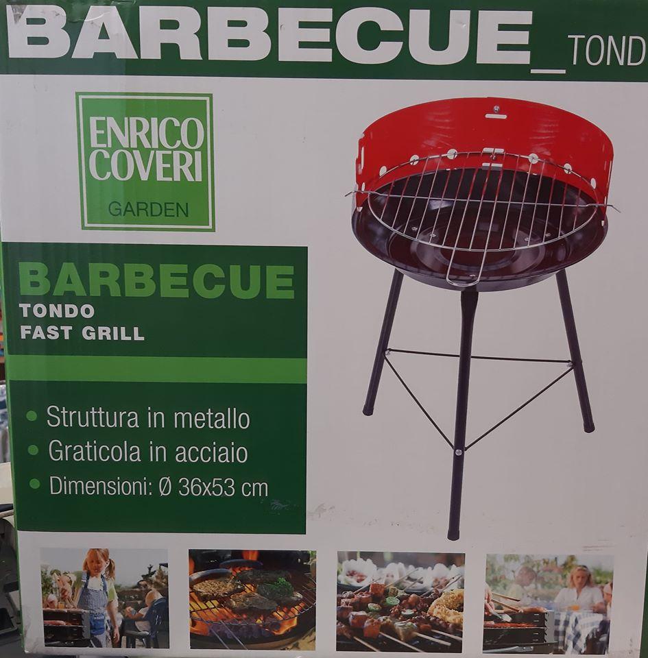 BARBECUE TONDO 271486