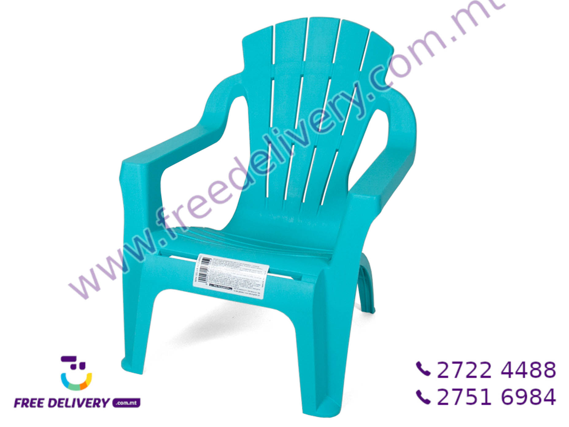 CHILDREN PLASTIC CHAIR GE061552