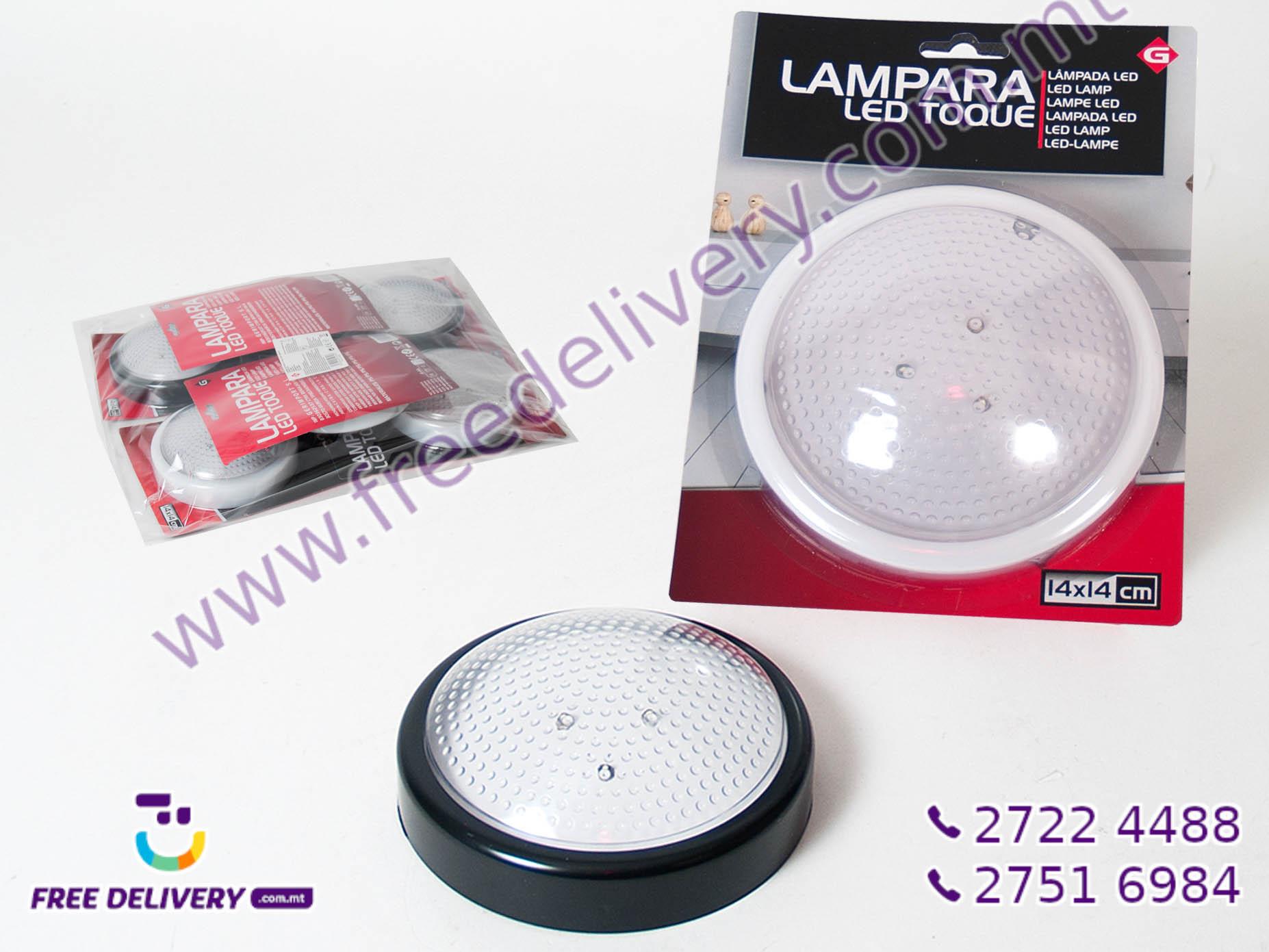 LED LAMP 14CMx14CM GE729307