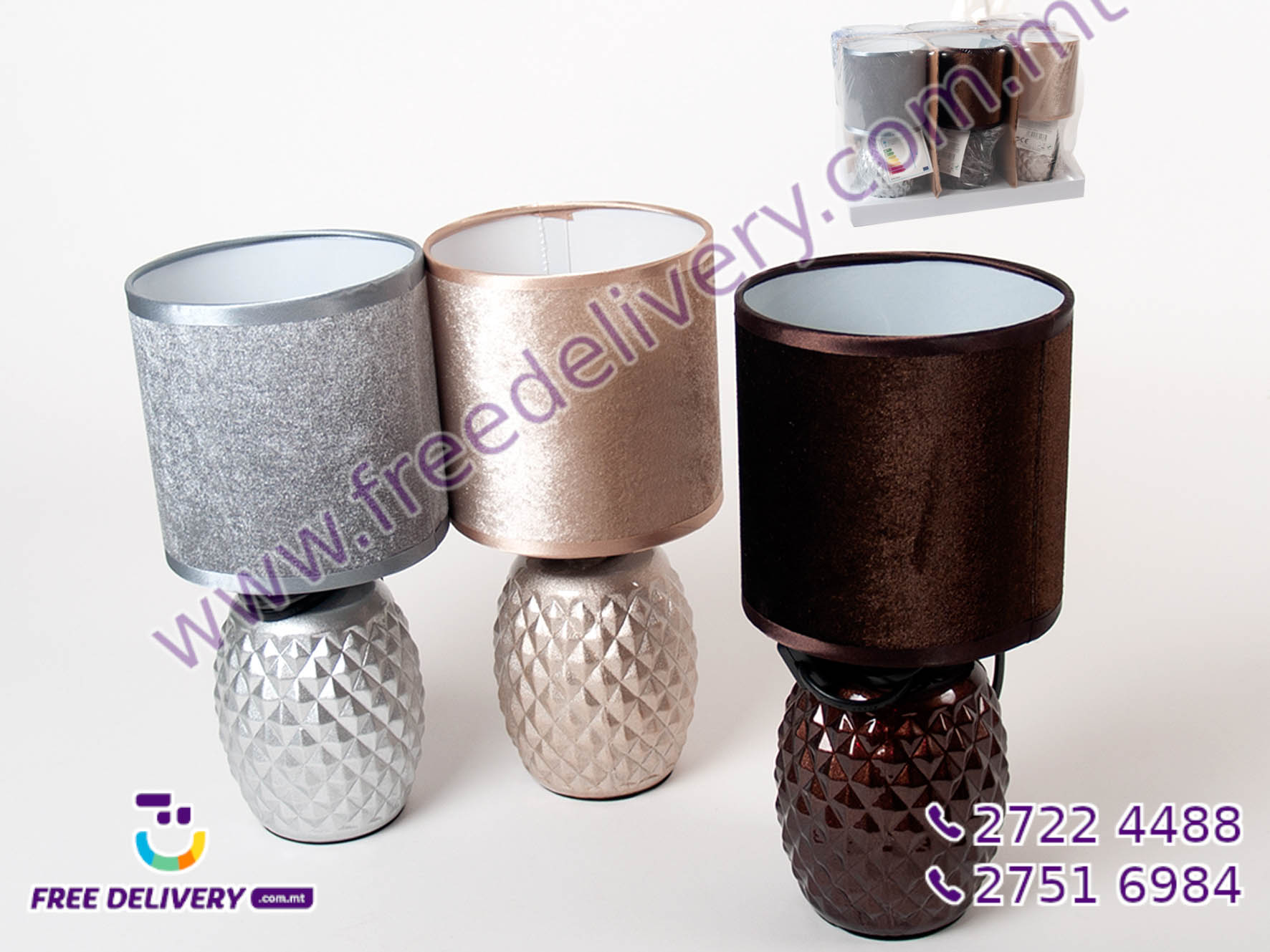 TABLE LAMP GE855365