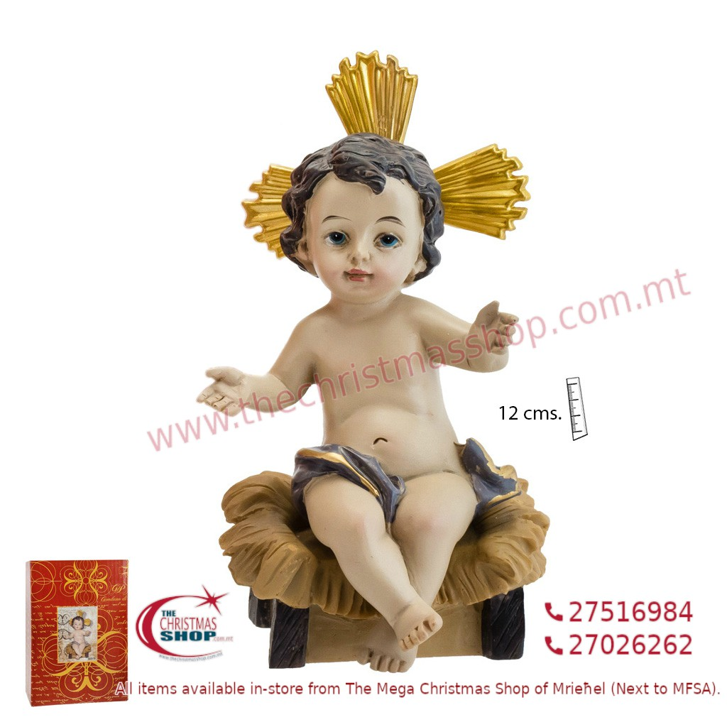 SITTING BABY BESUS. JA005780
