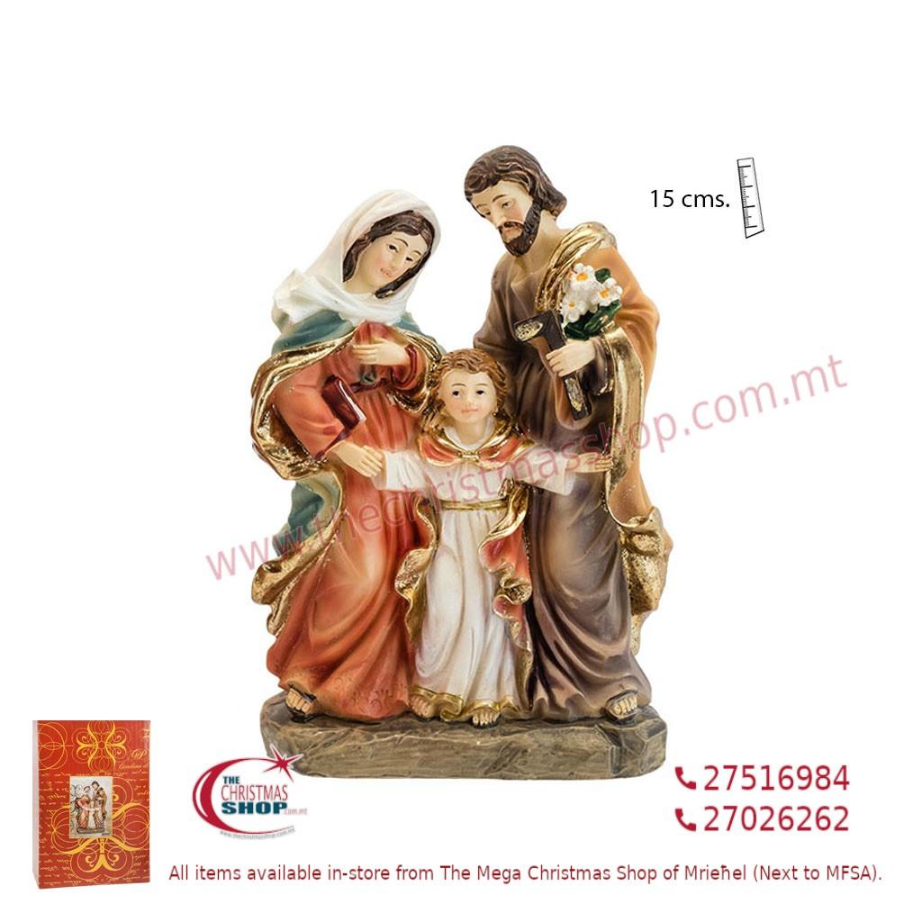 HOLY FAMILY. JA005827