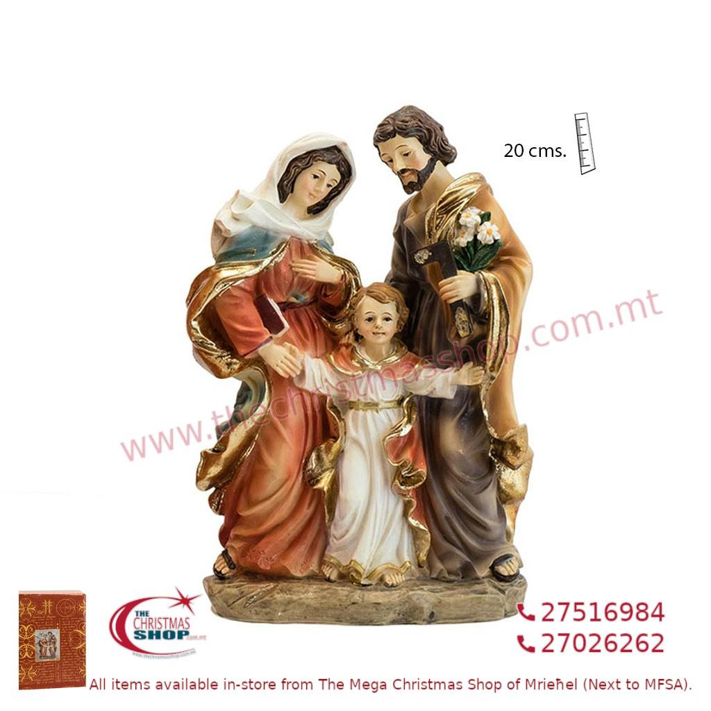 HOLY FAMILY. JA005858