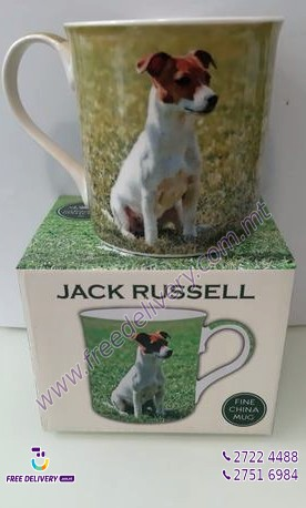 ANIMAL MUG  THE JACK RUSSEL COLLECTION – MISC935805