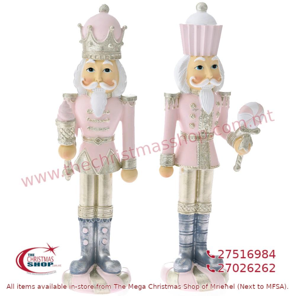 WHITE AND PINK NUTCRACKER. IL721896