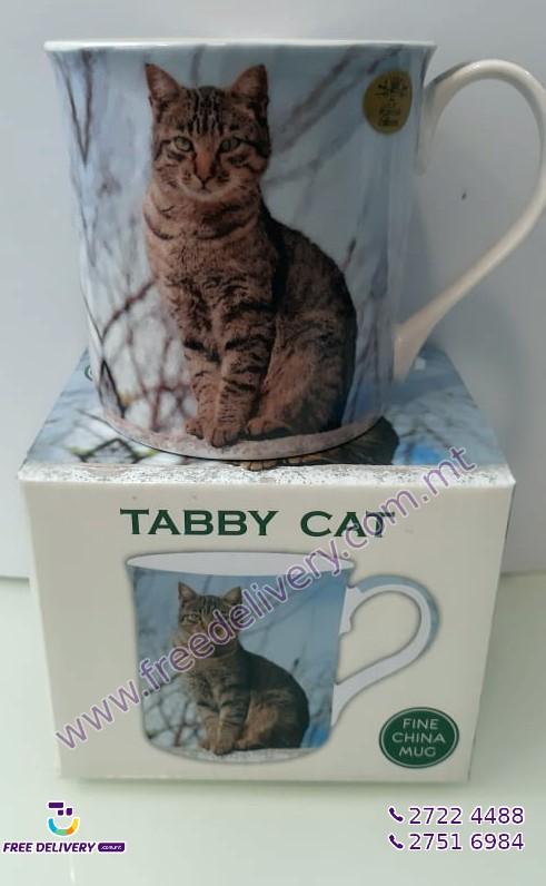 ANIMAL MUG TABBY CAT  COLLECTION – MISC935911