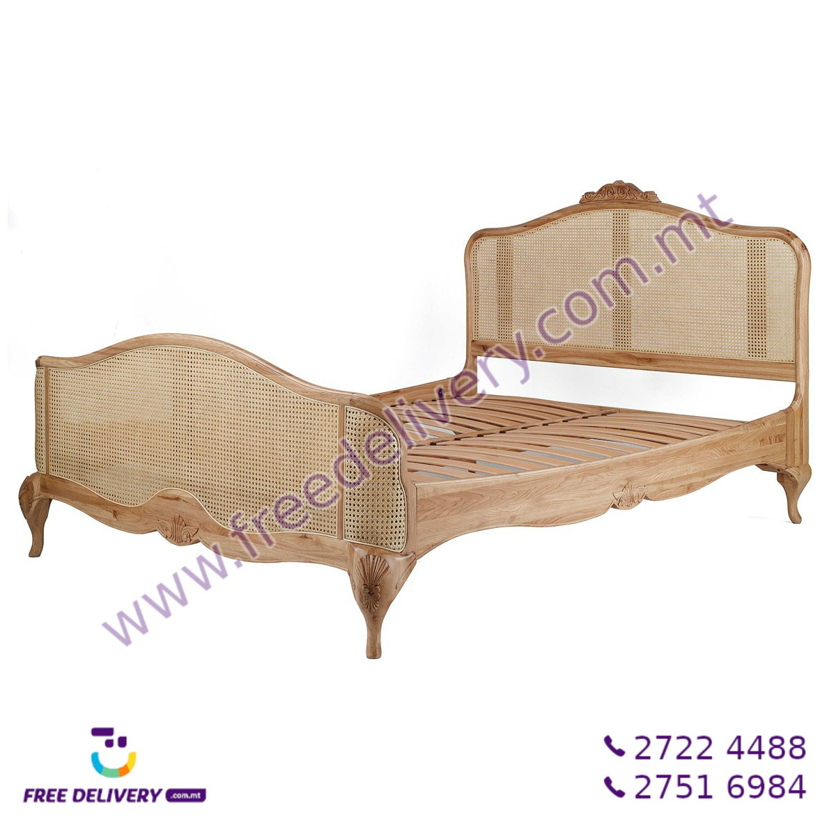 CHARLOTTE FRENCH DESIGN BED. DJ6