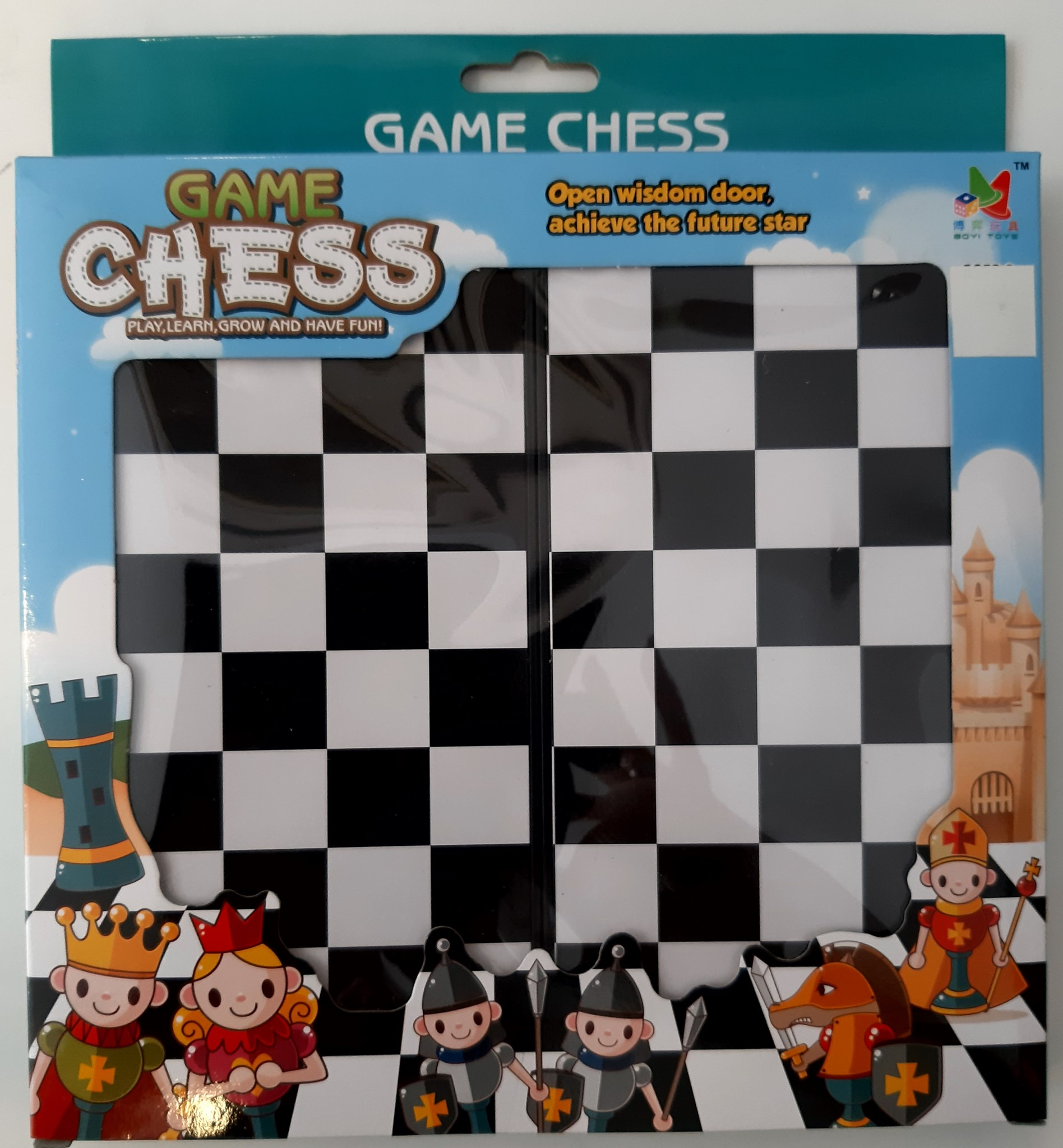 GAME CHESS PLAY GROW LEARN AND HAVE FUN 908866