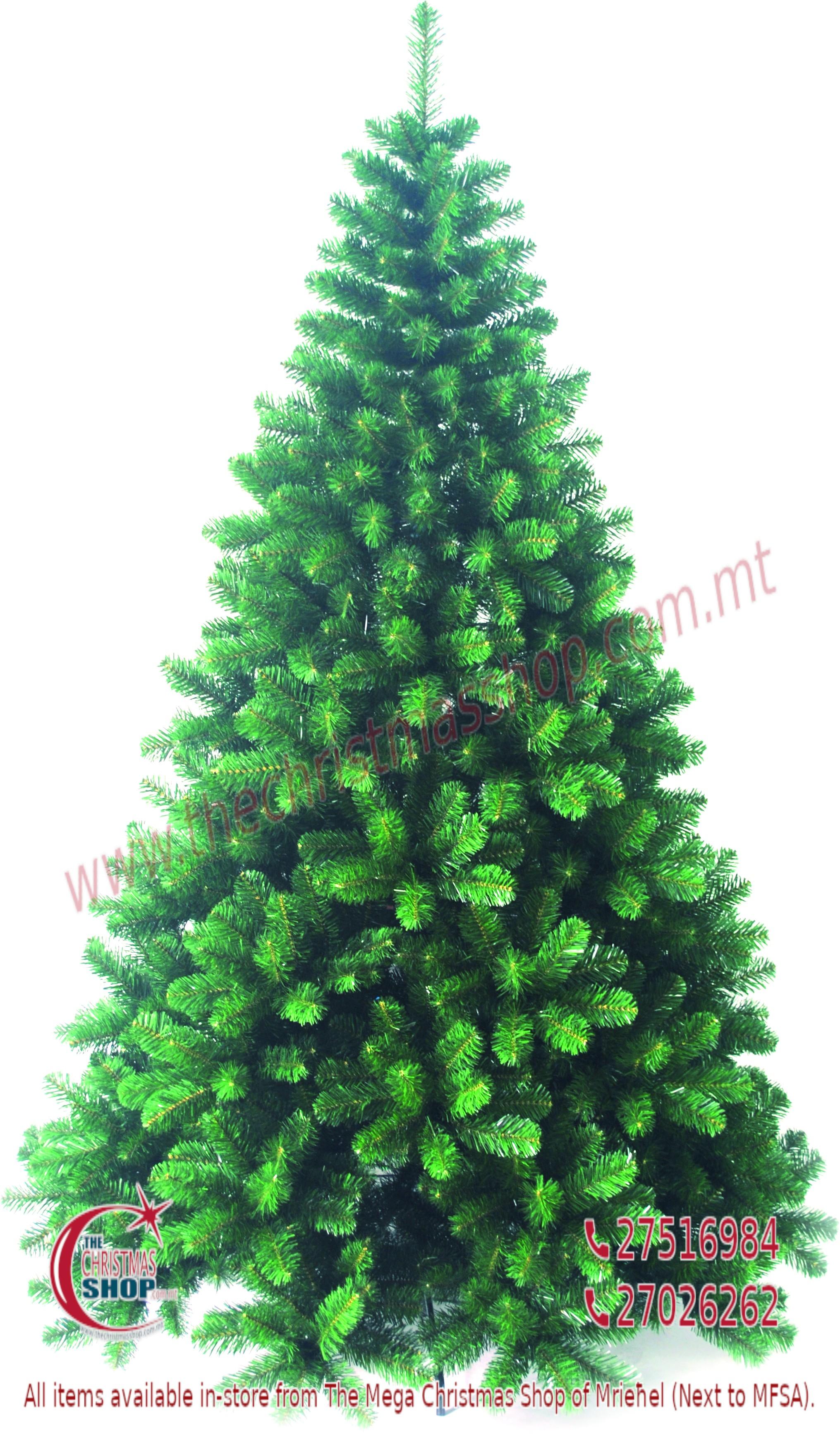 CHRISTMAS TREE MARILEVA VERDE 270CMS. PAR199473