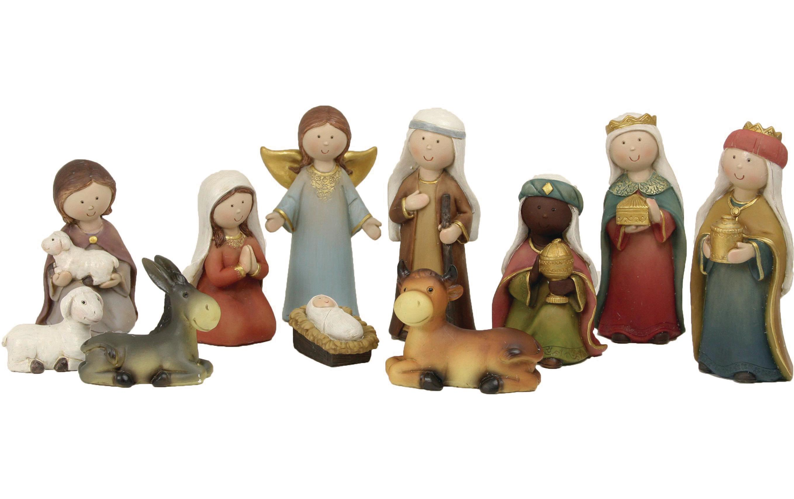 NATIVITY SET FOR KIDS. DEK097702