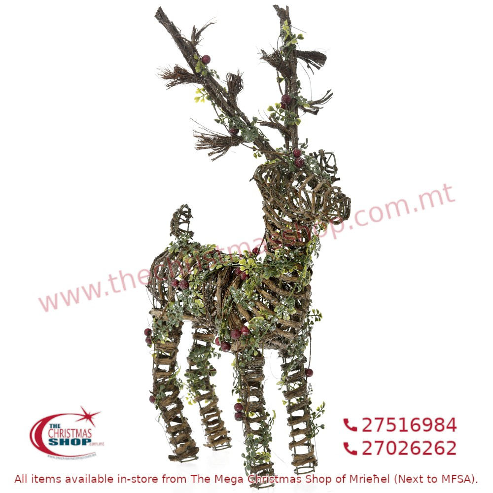 CHRISTMAS WILLOW DEER. IL717806