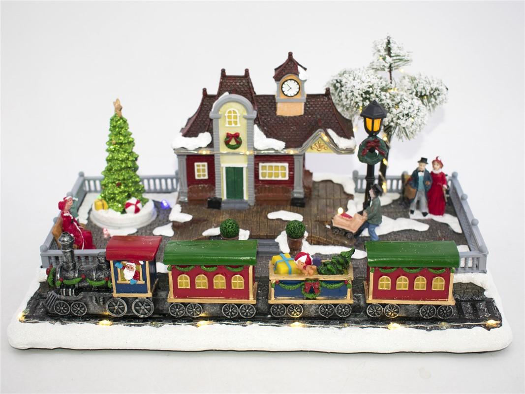 CHRISTMAS VILLAGE. GE764919