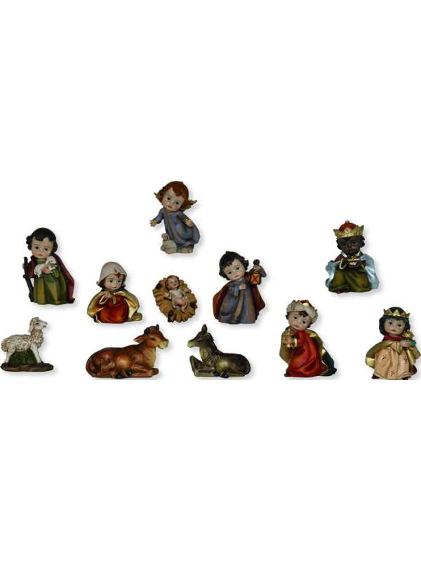 NATIVITY SET FOR KIDS. DEK011500