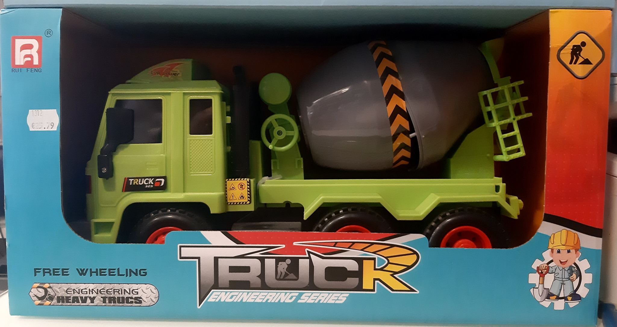 38 CM ENGINEERING SERIES TRUCK 368225