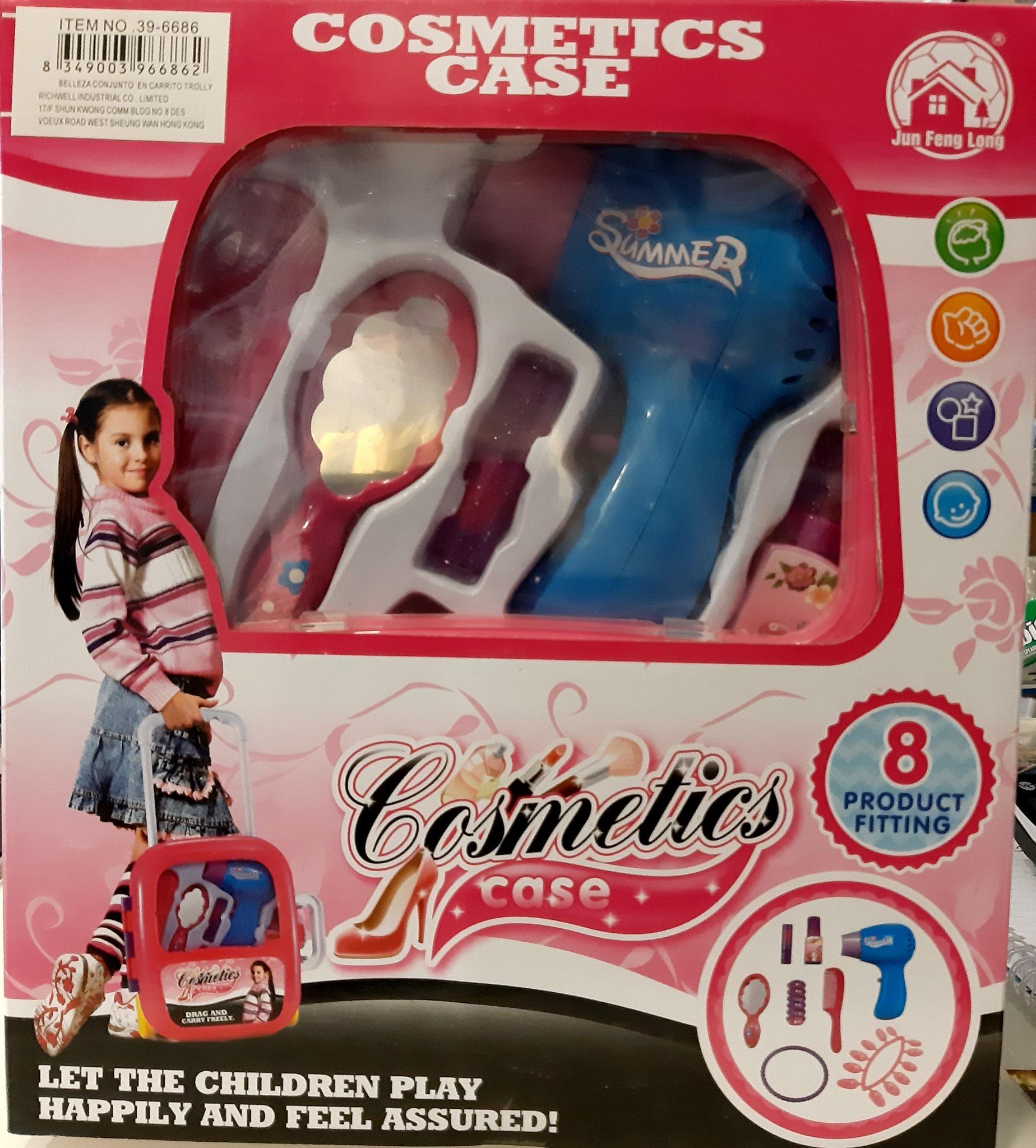 COSMETICS SET CASE 966862