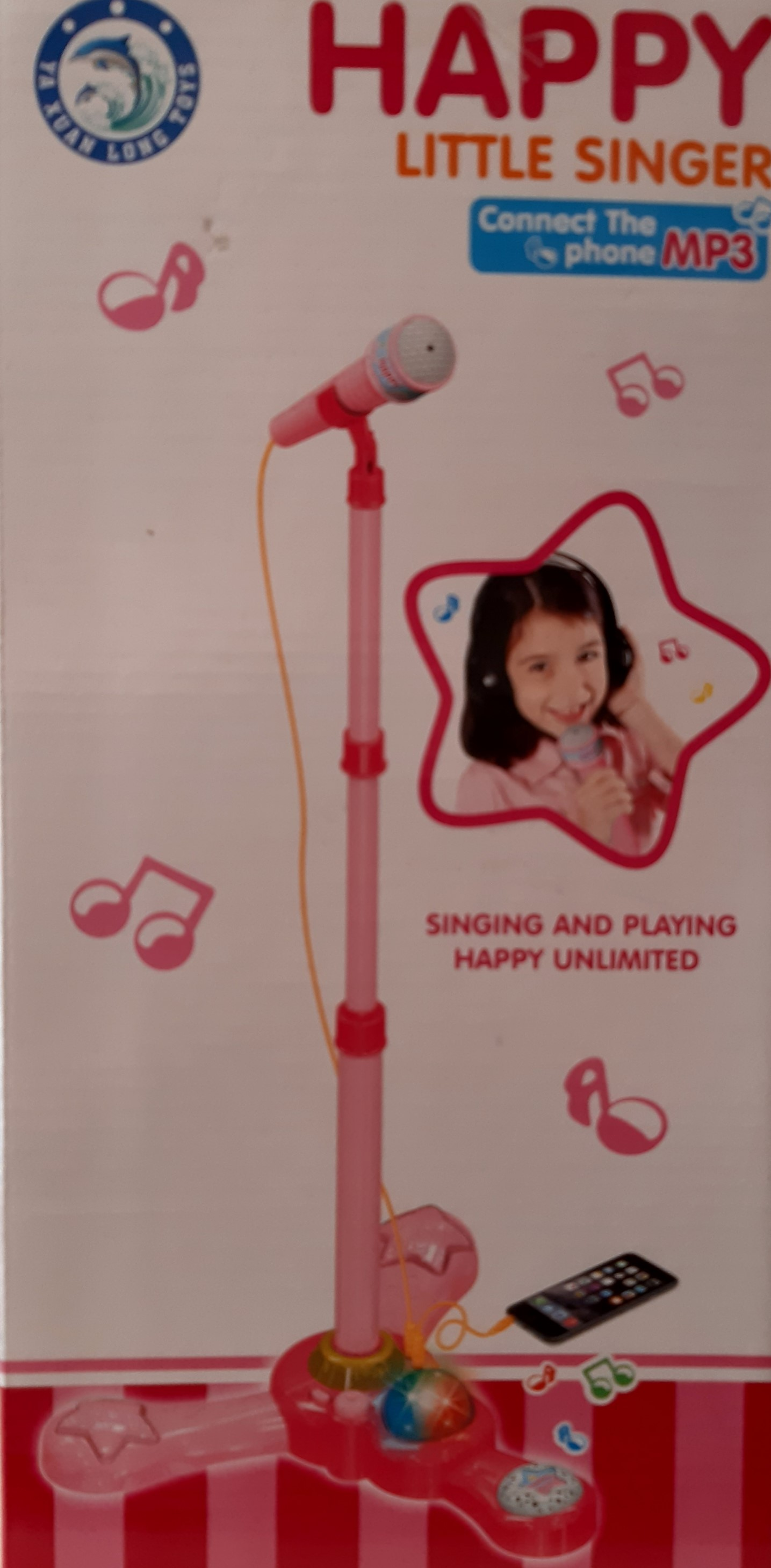 HAPPY LITTLE SINGER CONNECT THE PHONE MP3 388217
