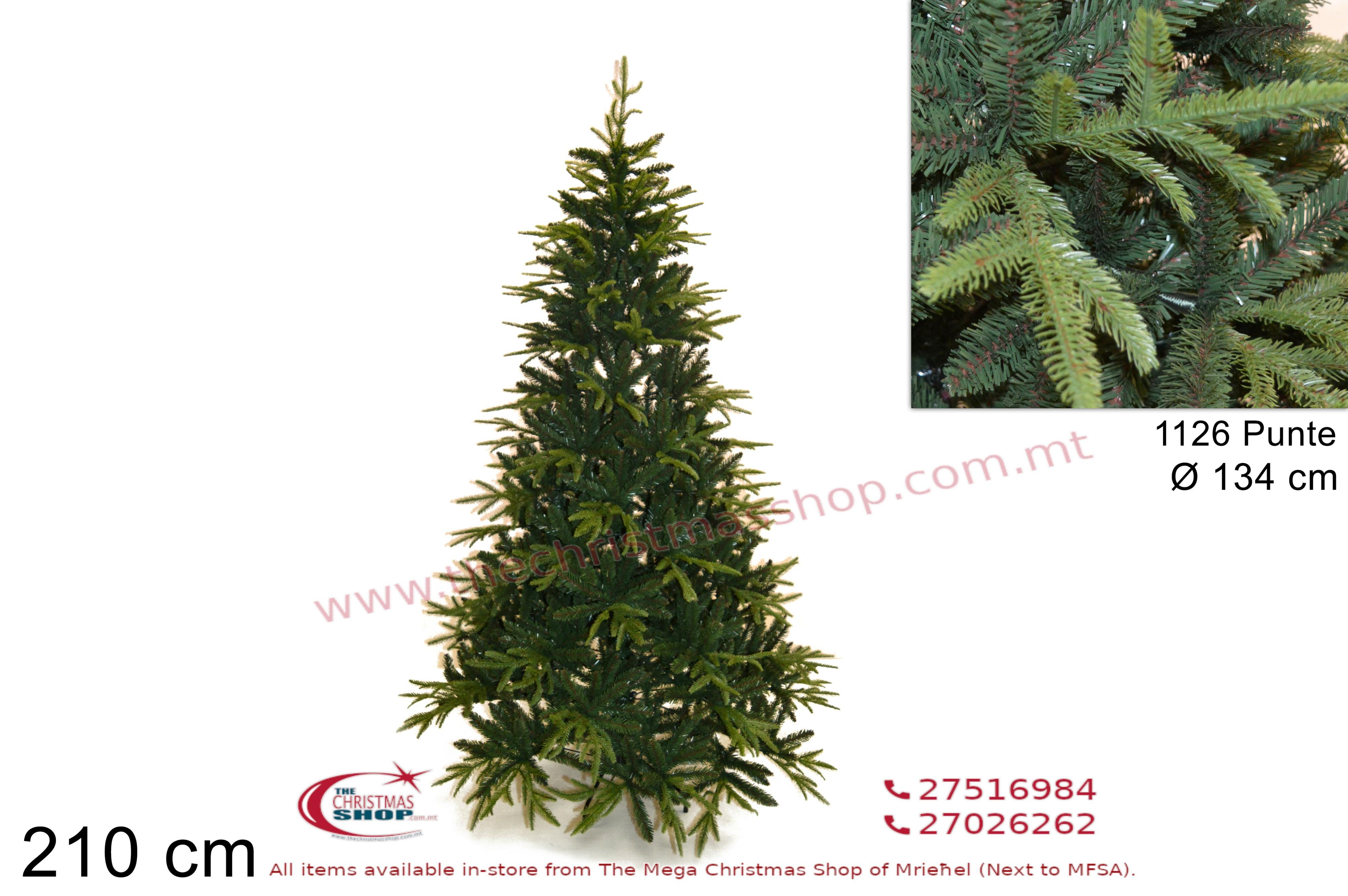 CHRISTMAS TREE ABETE XMAS. 210CMS DE694226