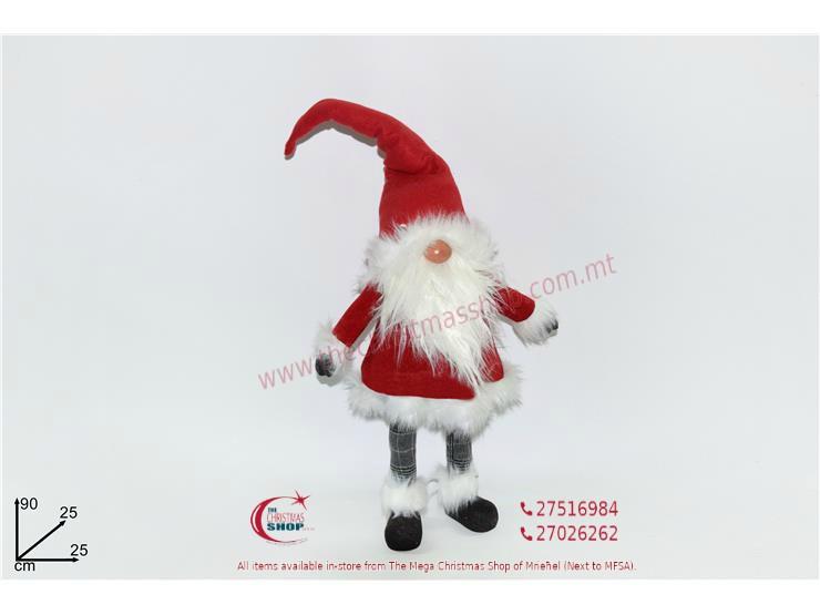 CHRISTMAS GNOME. 90CMS. DE920653