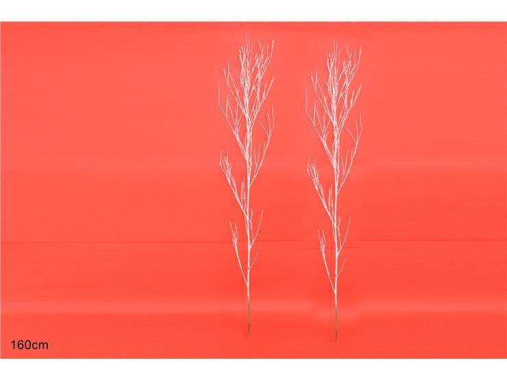 GLITTERED WHITE BRANCH FOR VASES. DE022307