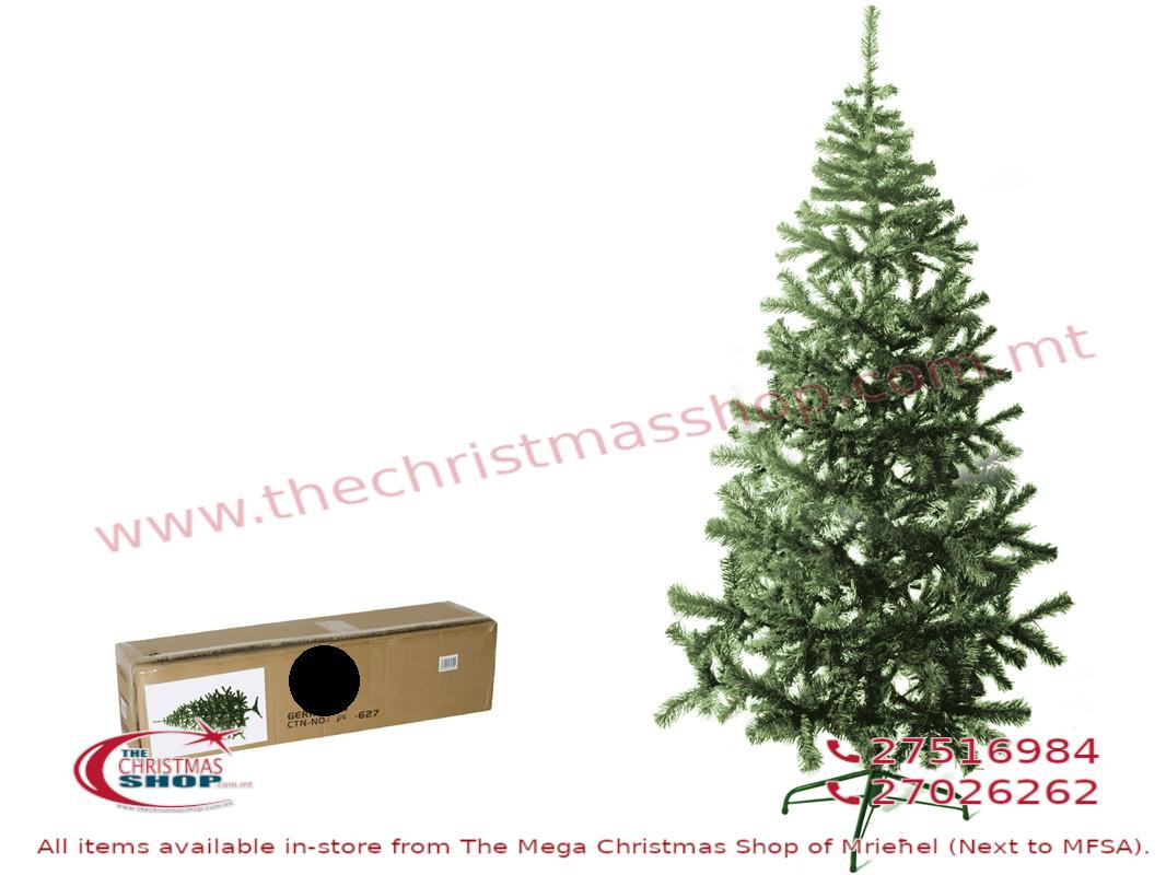 CHRISTMAS TREE ECO 210CMS. 7 FT. GE252645