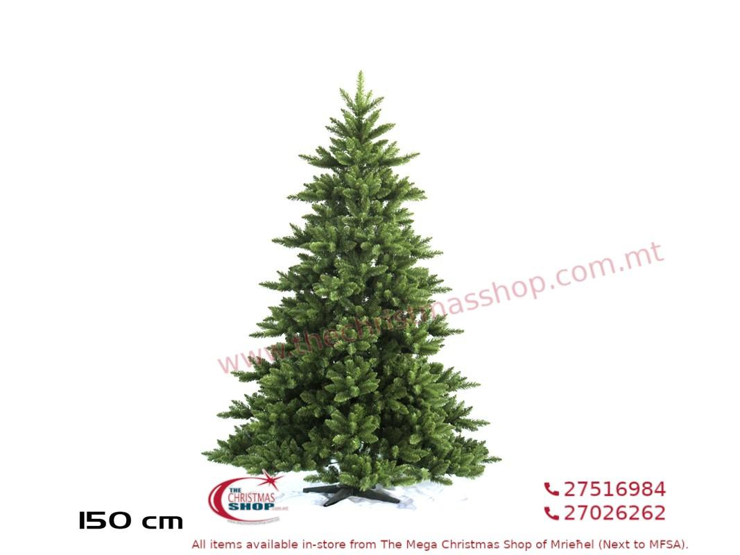 CHRISTMAS TREE ARAGON. 150CMS. GE932271