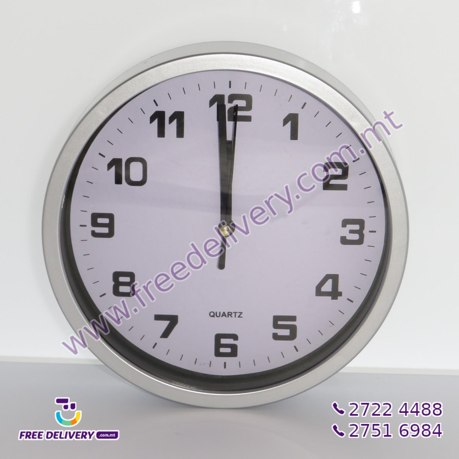 WALL CLOCK 20CM – JLS402247