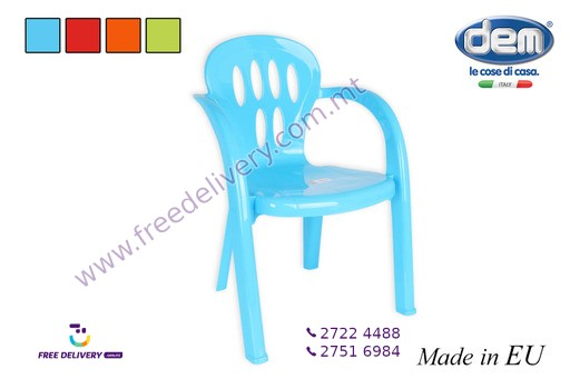 CHILDRENS PLASTIC CHAIR IN926237