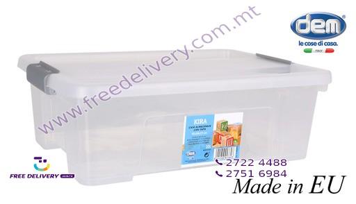 PLASTIC STORAGE BOX 10L IN927623