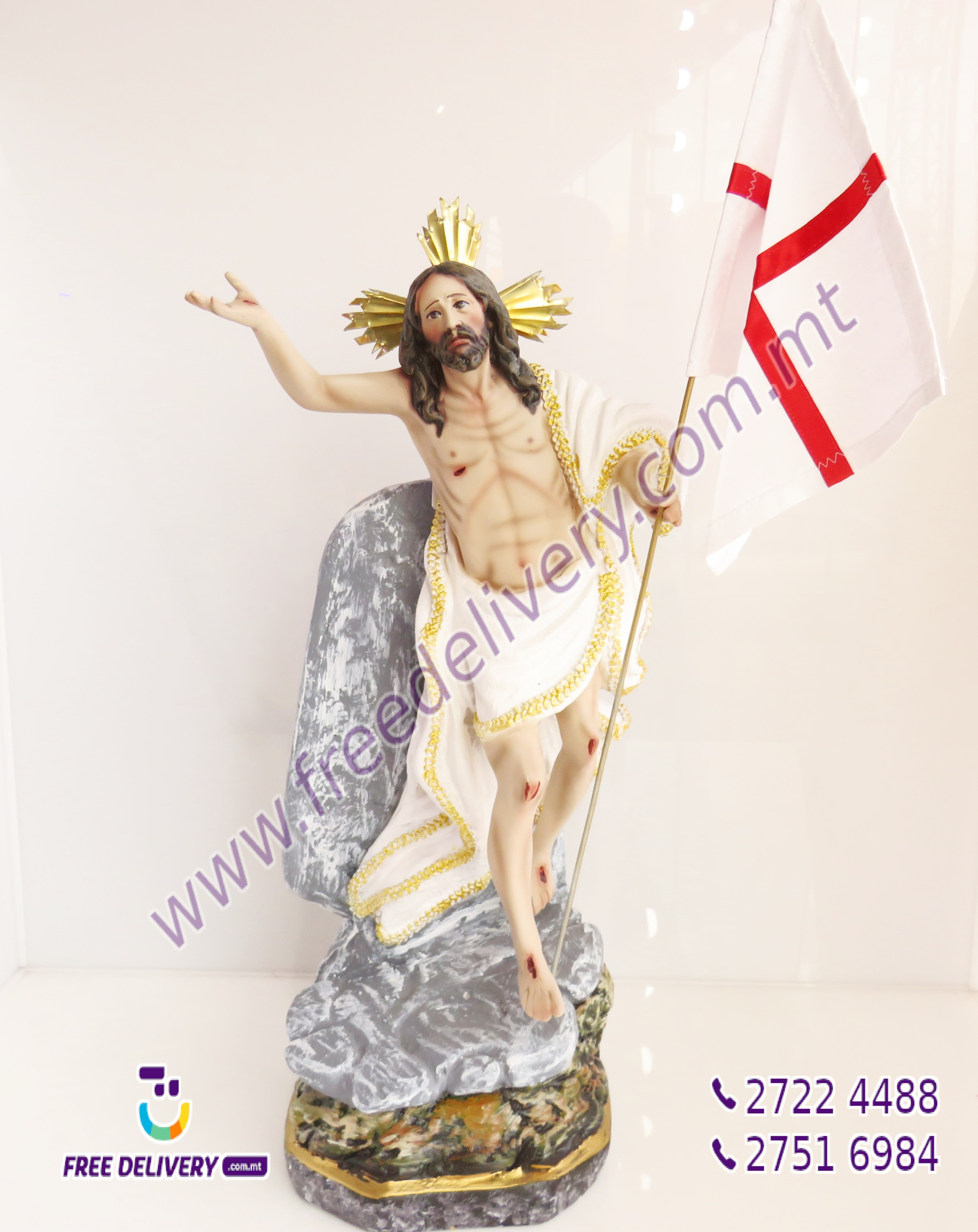 """""""RXOXT"""" THE RESURRECTION. 55CMS. NORMAL FINISH"""