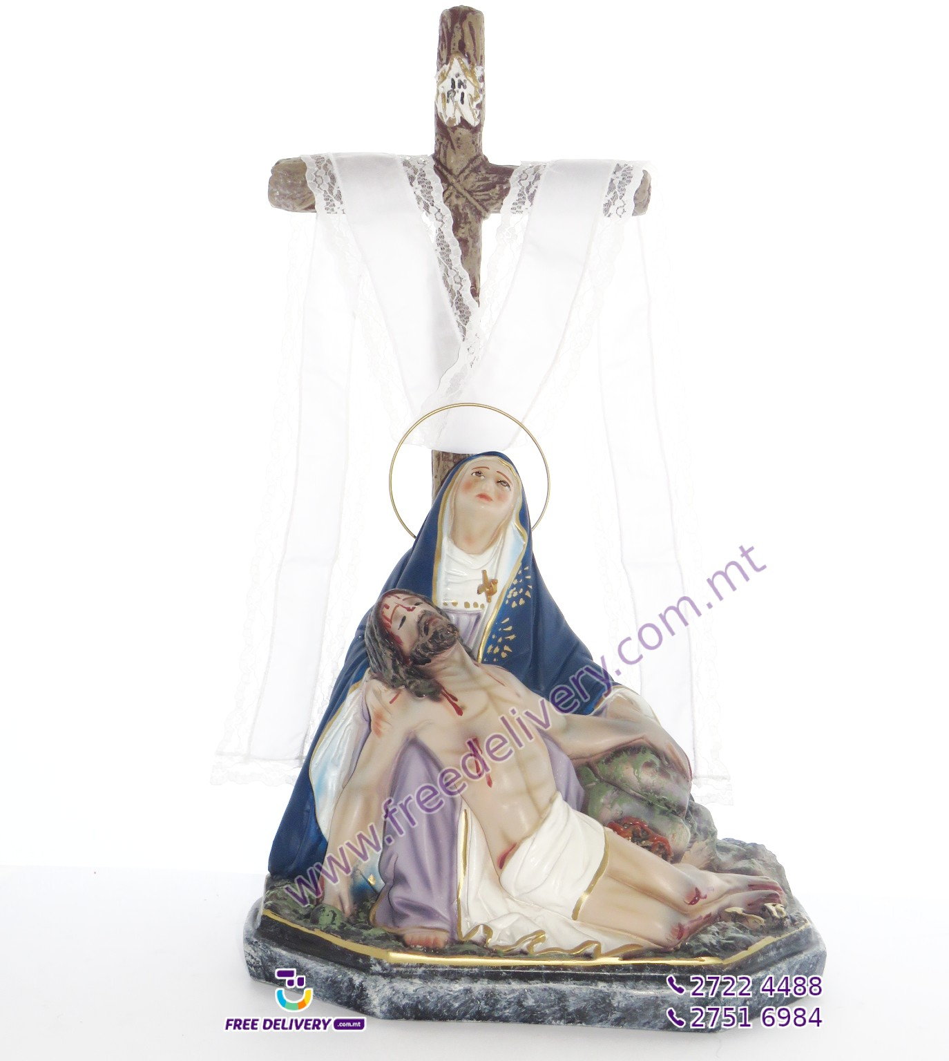 """DULURI"". OUR LADY OF SORROWS. CODE CB1800"