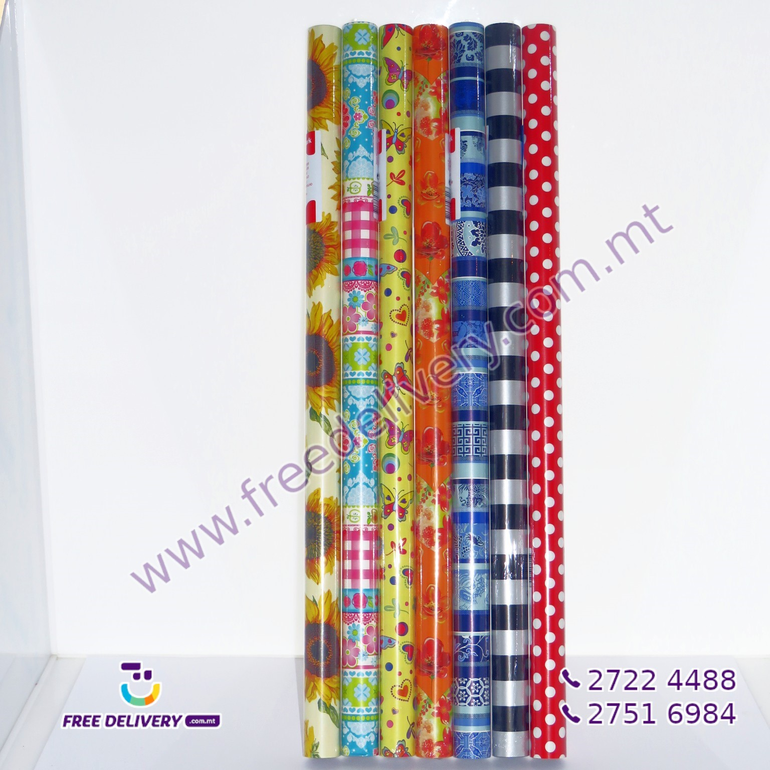 WRAPPING PAPER 200 X 70CM – MISC075297