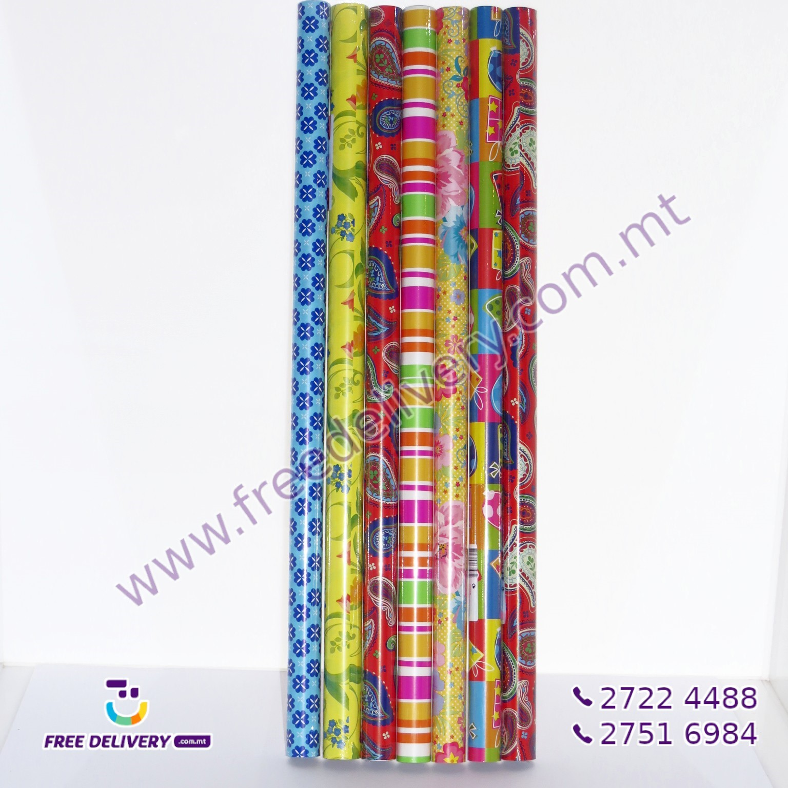 WRAPPING PAPER 200 X 70CM – MISC075082