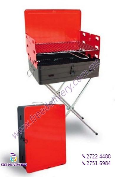 BOX CHARCOAL BARBECUE 41x30x80CM – FERRFIL840