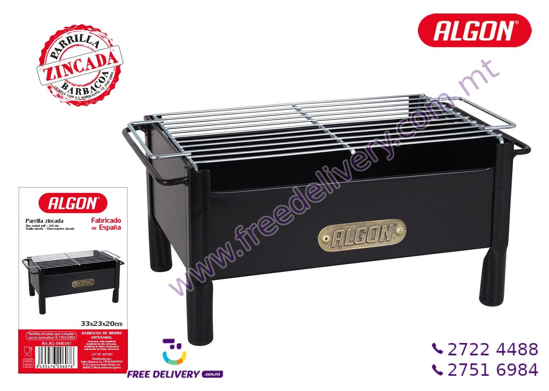 ARTISAN IRON TABLE BARBECUE 33x23cm – IN206076