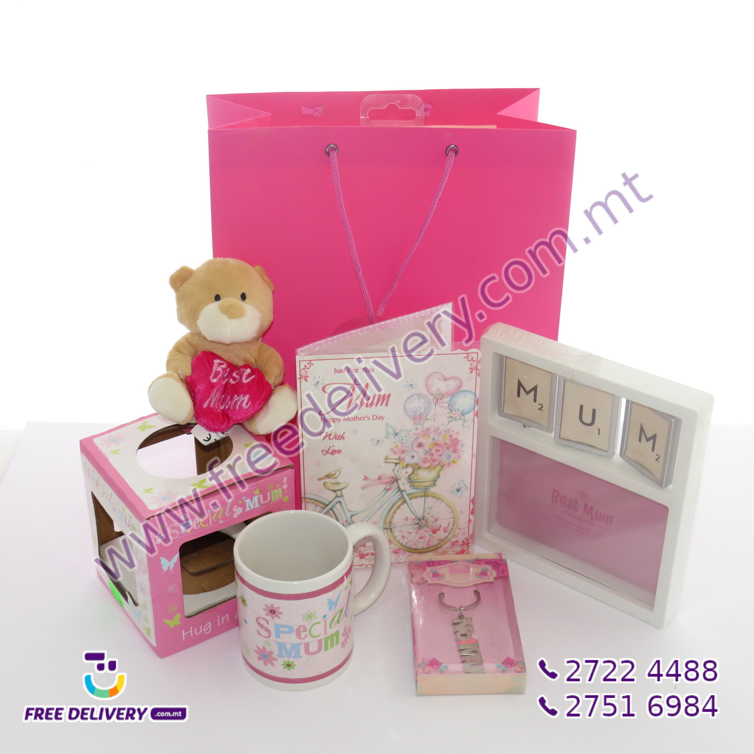 AMOR MAMA MOTHER'S DAY GIFT PACKAGE
