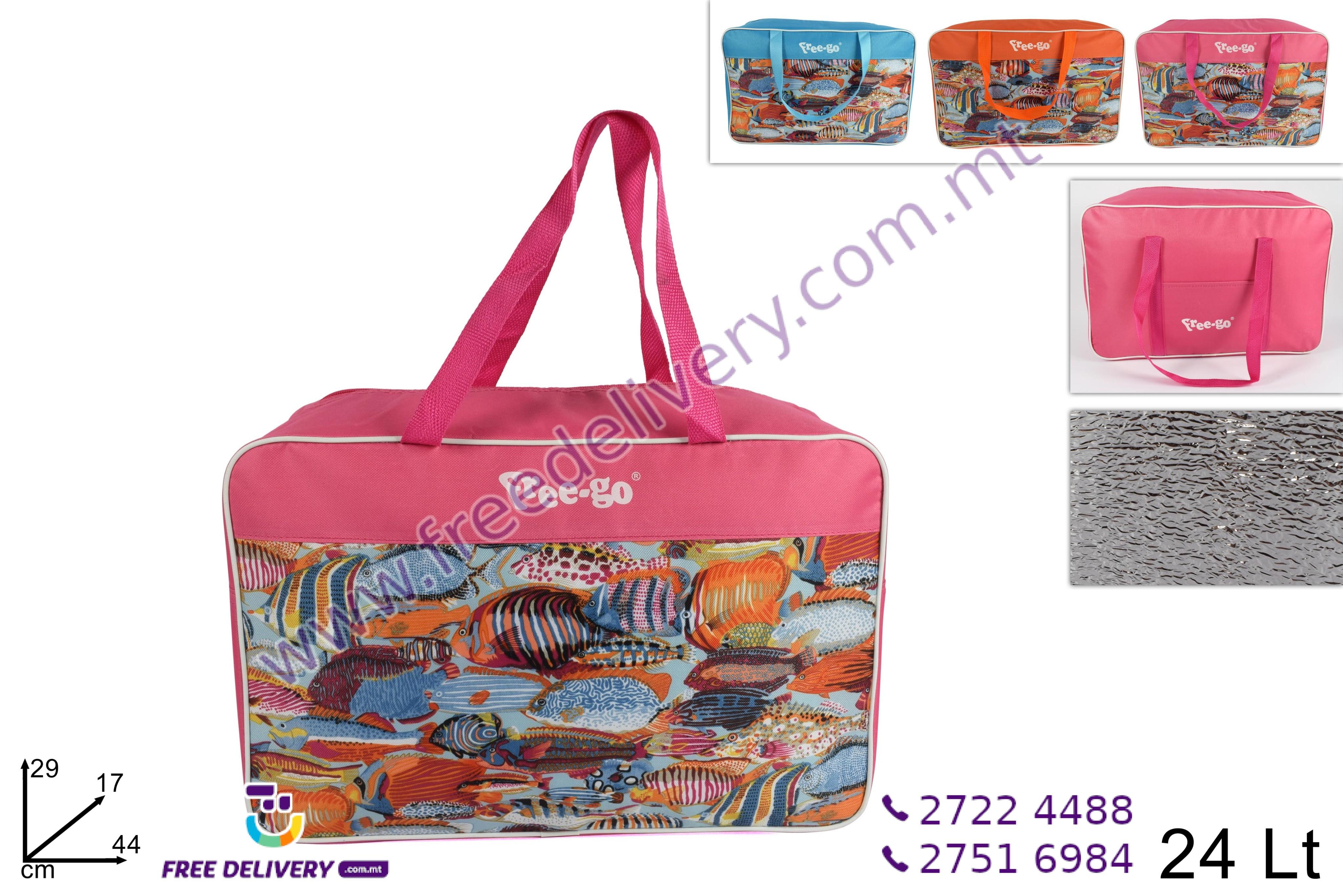 24L COOLER BAG FISH DESIGN – DE540572