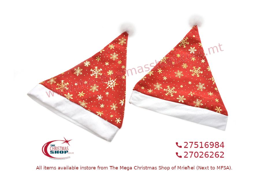 CHRISTMAS SANTA HAT. PAR944779