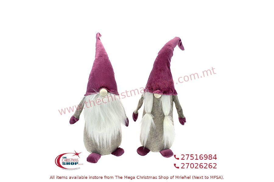 CHRISTMAS GNOMES 50CM. PAR712941